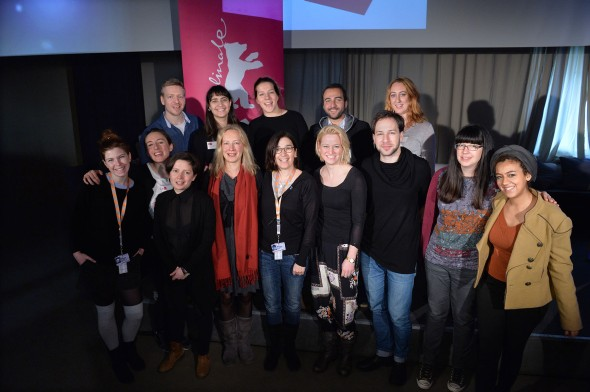 p.14_pic7_Slava at the Berlinale Short Film Station